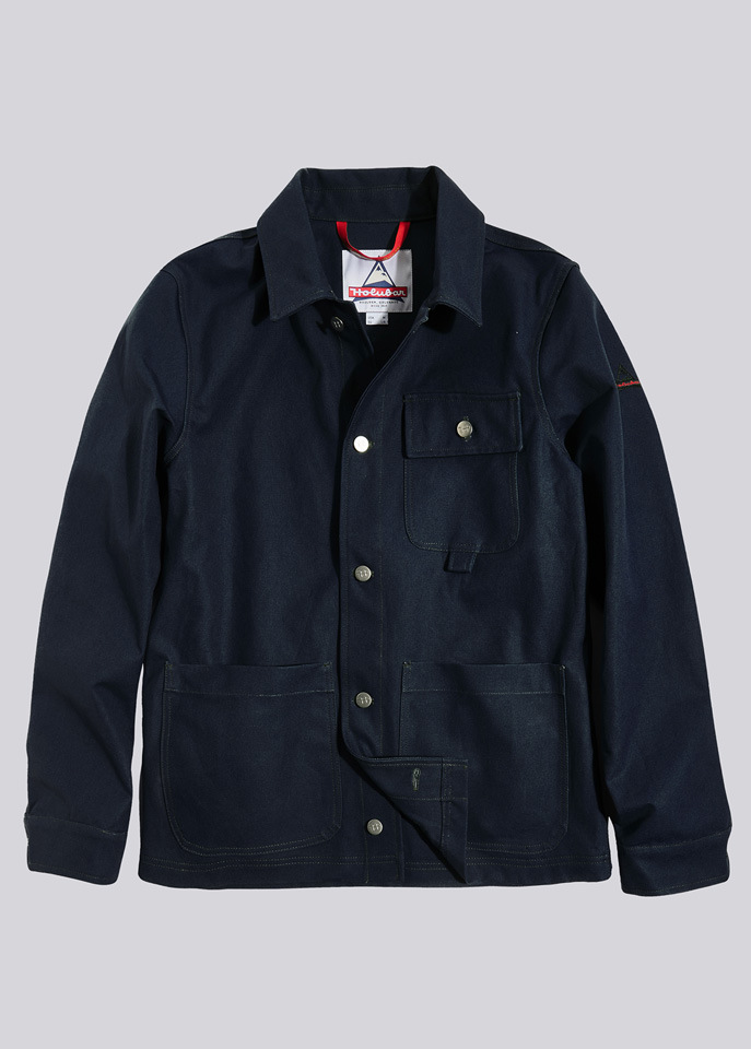 HOLUBAR: JACKET BERKELEY CC33 BLUE
