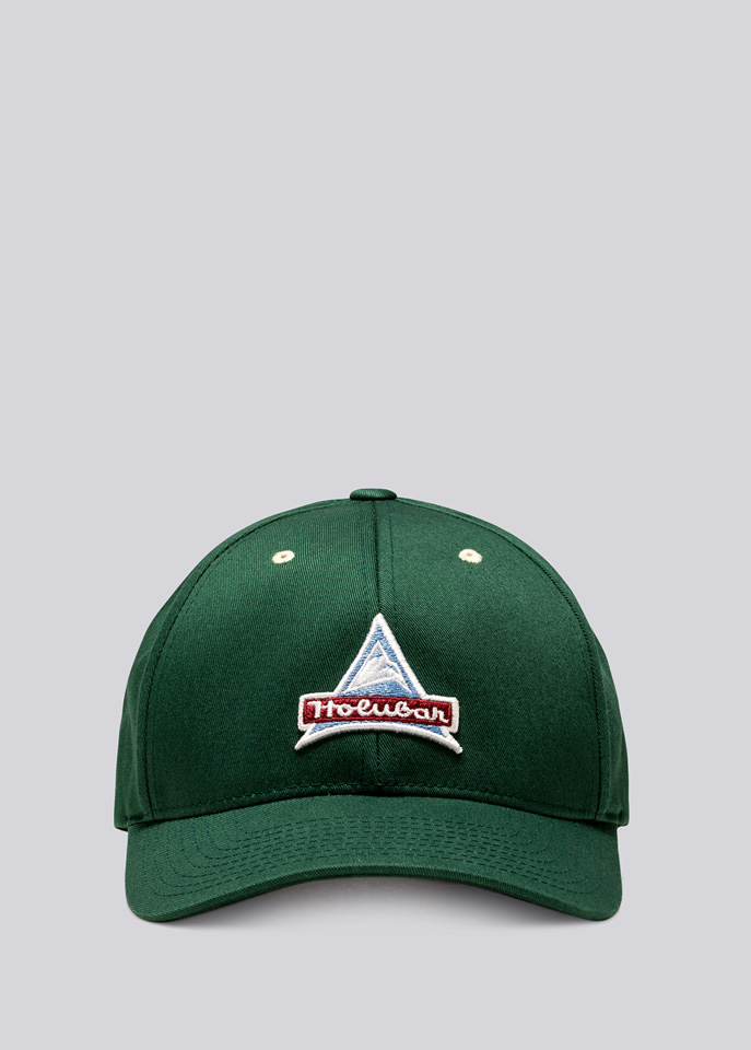 HOLUBAR: CORPORATE HAT HA12 GREEN