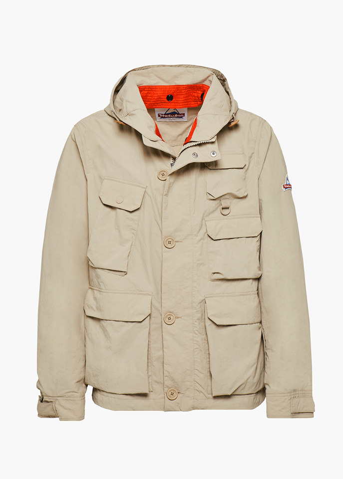 HOLUBAR: EUREKA TX20 JACKET COLOR BEIGE