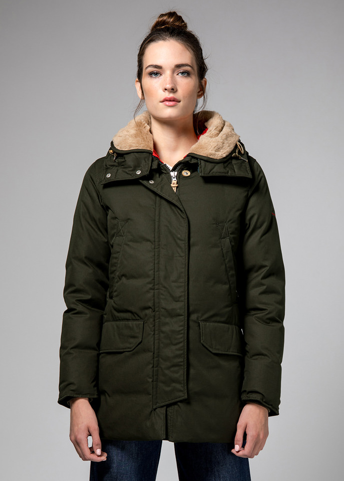 HOLUBAR: GREEN BOULDER HA12 JACKET