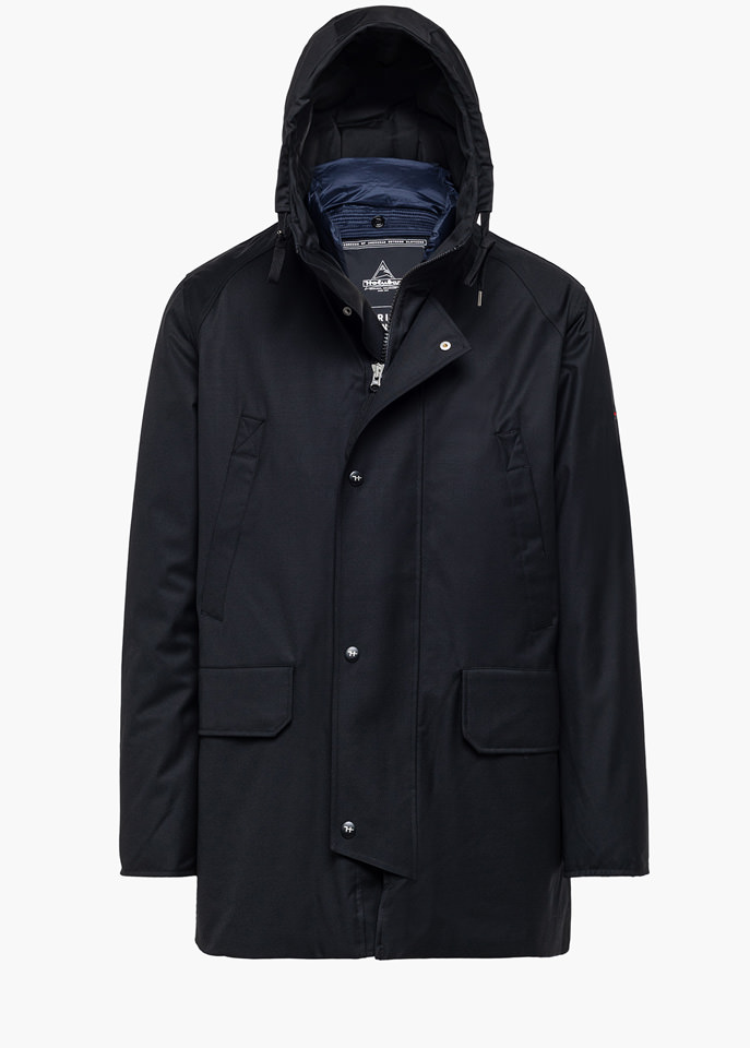 HOLUBAR: BOULDER PW90 JACKET COLOR BLACK