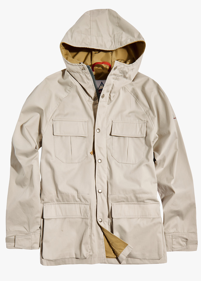 HOLUBAR: JACKET DEER HUNTER LI77 BEIGE