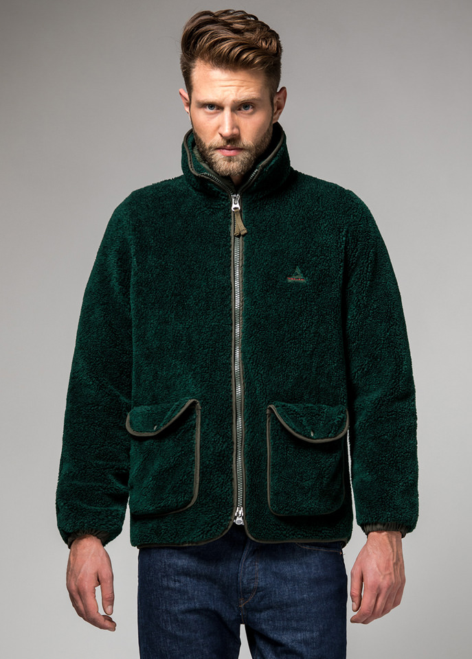 HOLUBAR: FARM JACKET  WP34 COLOR GREEN