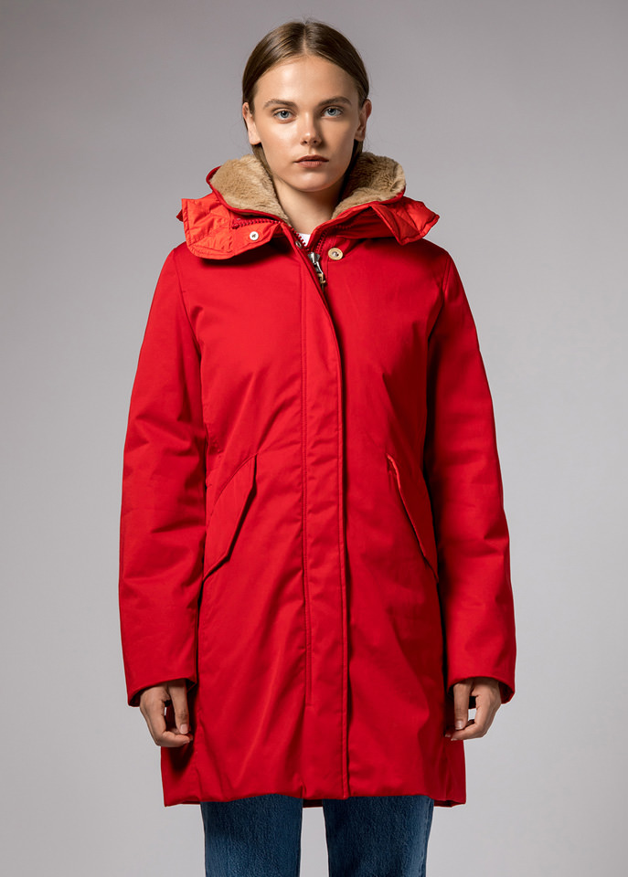 HOLUBAR: PARKA  SUN  VALLEY  BB10  ROUGE