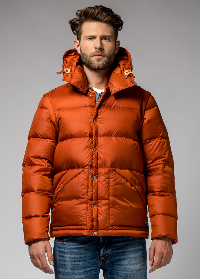 HOLUBAR: DUVET DEEP POWDER MS BU15 ORANGE