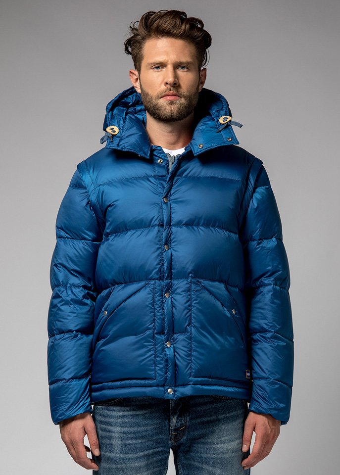 HOLUBAR: PIUMINO DEEP POWDER MS BU15 NEW ROYAL