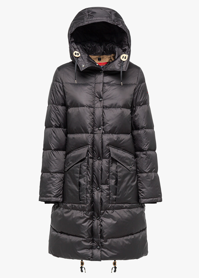 HOLUBAR: MONTANA BU15 DOWN JACKET COLOR GRAY