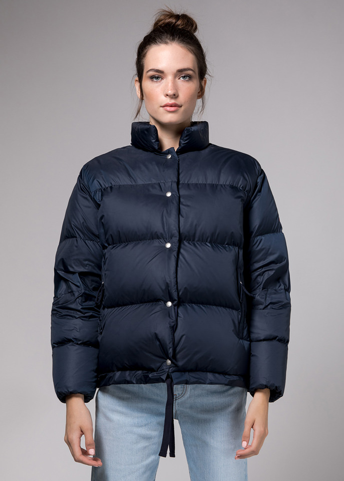 HOLUBAR: DARK  BLUE  MUSTANG  BU15  DOWN  JACKET