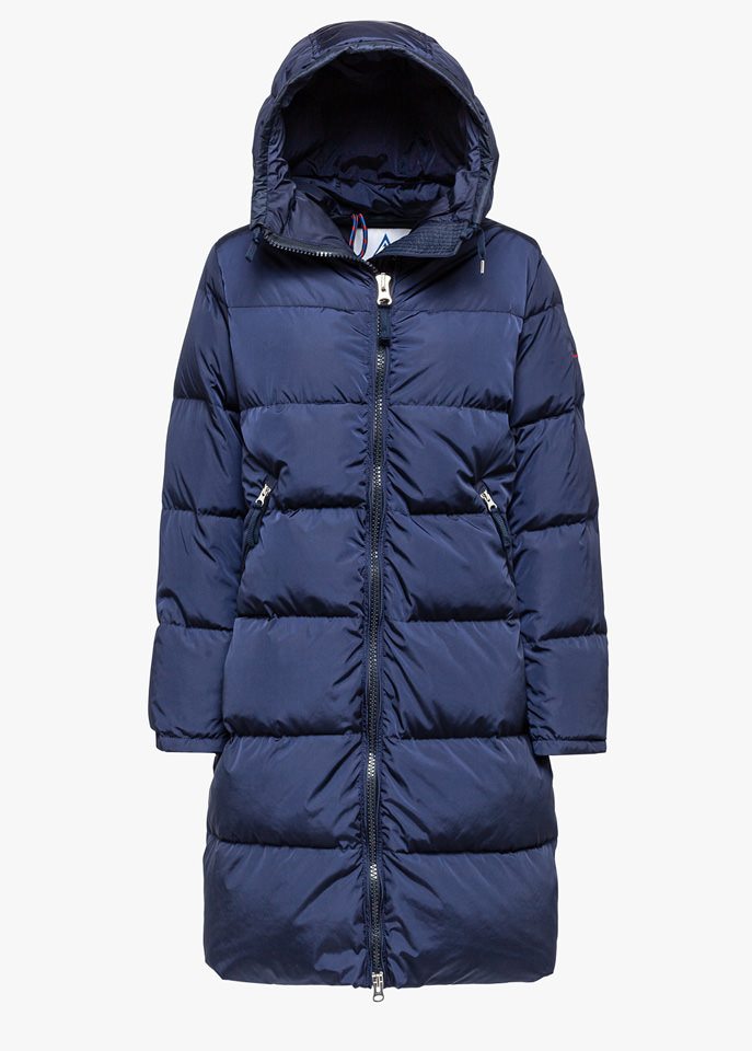 HOLUBAR: NEW MONTANA HE50 DOWN JACKET COLOR BLUE