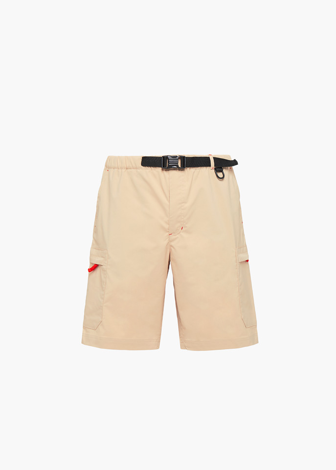 HOLUBAR: GUIDE PY20 SHORTS COLOR BEIGE