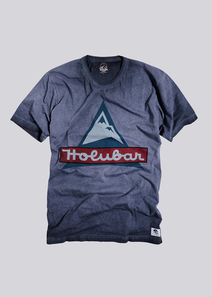 HOLUBAR: T-SHIRT SEQUOIA CT10 BLAU