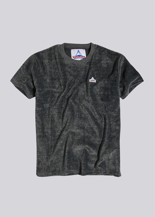HOLUBAR: T-SHIRT ATLANTIC FF13+BU15 MELANGE GRAY