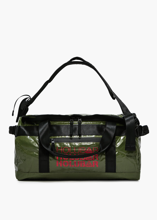 HOLUBAR BEAR LAKE PY20 TRAVEL BAG COLOR GREEN 30L