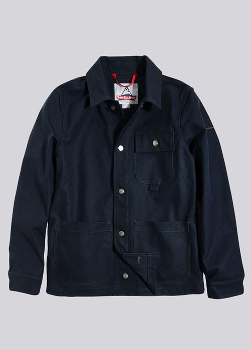 HOLUBAR JACKET BERKELEY CC33 BLUE