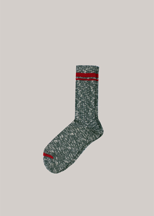 HOLUBAR: HOLUBAR IN THE BOX COUNTRY BICOLOR SOCKS