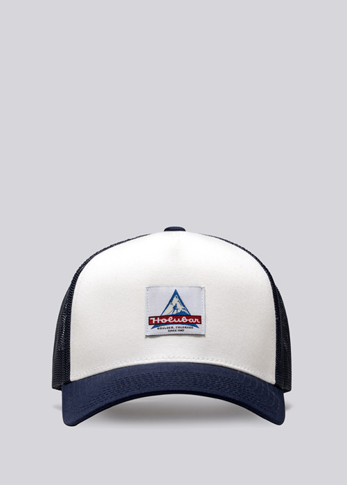 HOLUBAR TRUCKER HAT HA12 BLUE