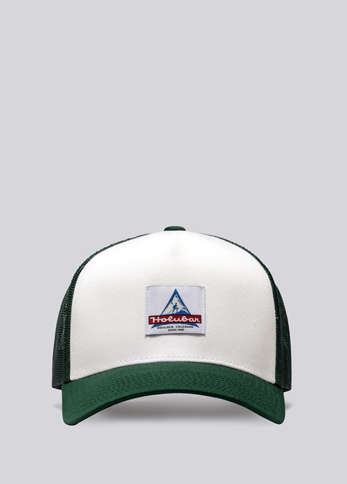 HOLUBAR TRUCKER HAT HA12 GREEN