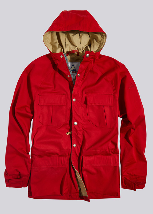 HOLUBAR JACKET DEER HUNTER LI77 RED