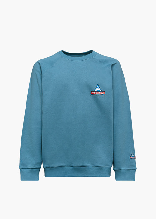 HOLUBAR JJ20 PEAK SWEATSHIRT COLOR LIGHT BLUE