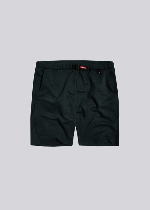 HOLUBAR SHORTS IN FLEECE BF12 BLUE