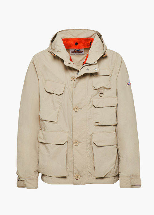 HOLUBAR EUREKA TX20 JACKET COLOR BEIGE