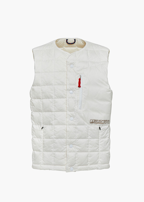 HOLUBAR HUDSON TX50 VEST COLOR WHITE