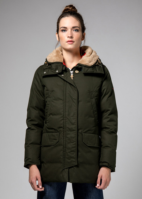 HOLUBAR GREEN BOULDER HA12 JACKET