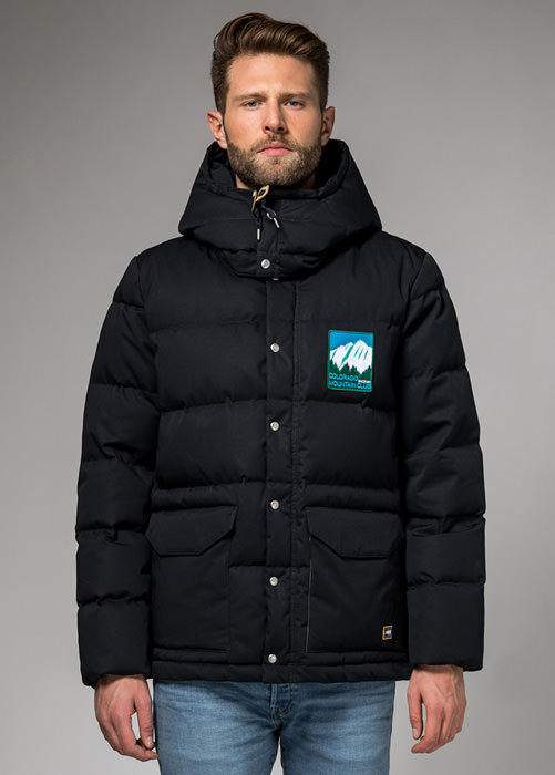 HOLUBAR: COLORADO LI77 JACKET COLOR DARK BLUE