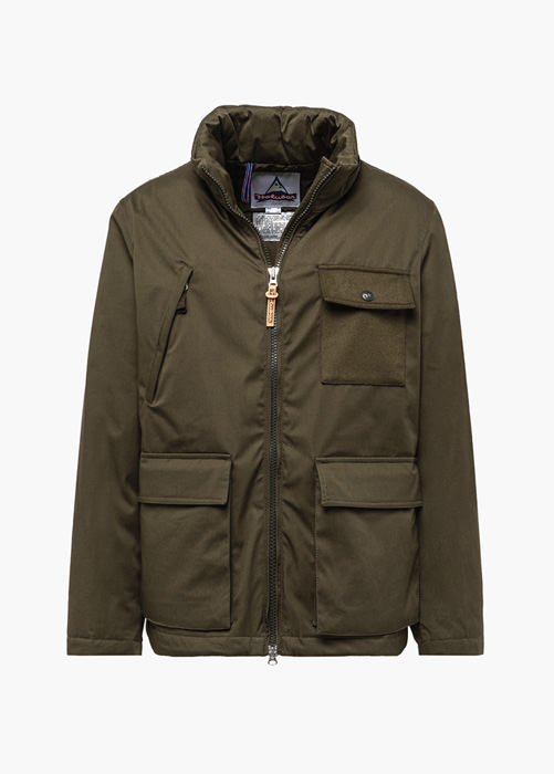 HOLUBAR LIGHT HUNTER SL50 JACKET COLOR GREEN