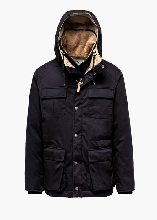 HOLUBAR: BLOUSON NORTH HUNTER LI77 NOIR