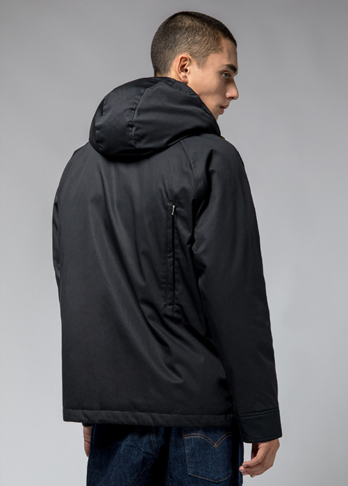 HOLUBAR SHORT HUNTER JACKET LI77 COLOR BLACK
