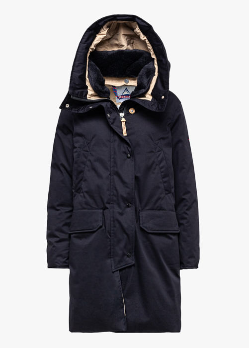HOLUBAR NEW BOULDER LI77 PARKA JACKET COLOR BLACK