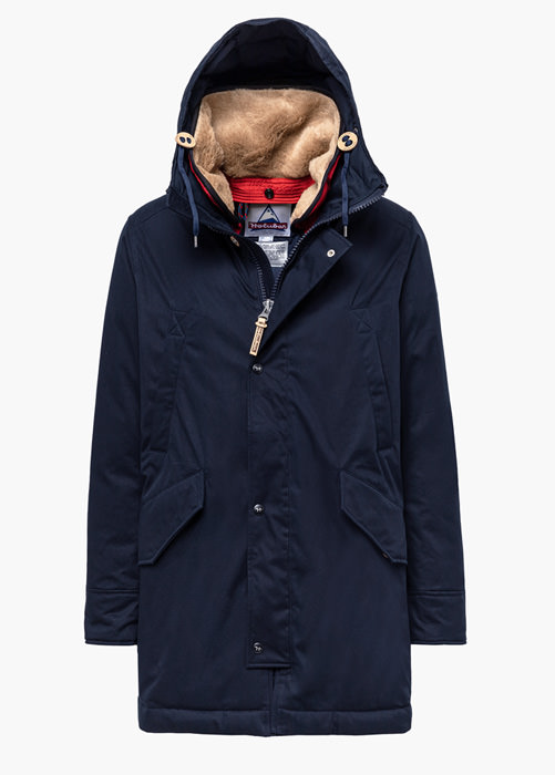 HOLUBAR SUN VALLEY LI77 PARKA JACKET COLOR BLUE