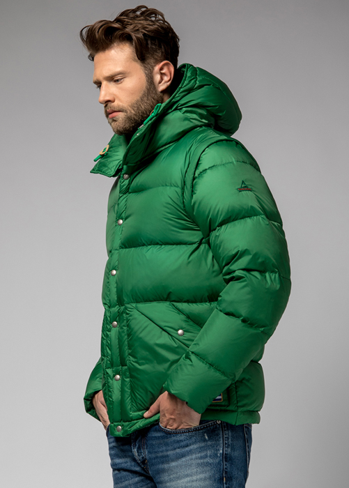 HOLUBAR PIUMINO DEEP POWDER MS BU15 VERDE