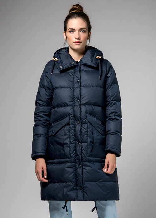 HOLUBAR: DARK  BLUE  MONTANA  BU15DOWN  JACKET