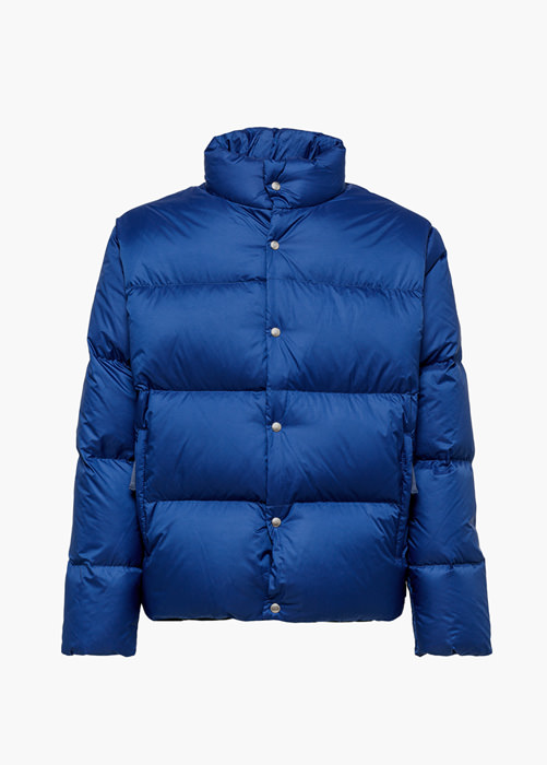 HOLUBAR MUSTANG BU15 DOWN JACKET COLOR BLUE