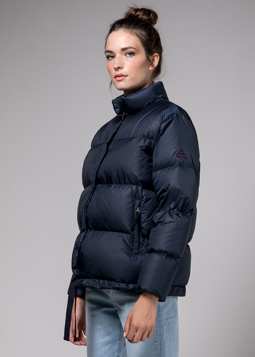 HOLUBAR DARK  BLUE  MUSTANG  BU15  DOWN  JACKET