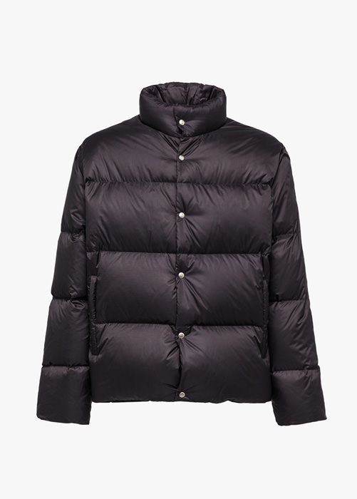 HOLUBAR: MUSTANG BU15 DOWN JACKET COLOR GRAY