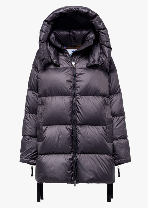 HOLUBAR MUSTANG MID BU15 DOWN JACKET COLOR GRAY