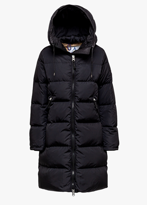 HOLUBAR NEW MONTANA HE50 DOWN JACKET COLOR BLACK