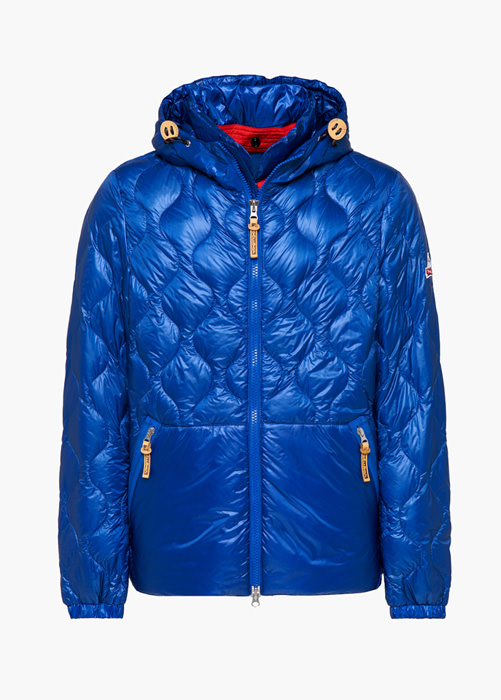 HOLUBAR: SILVA NC20 DOWN JACKET COLOR BLUE