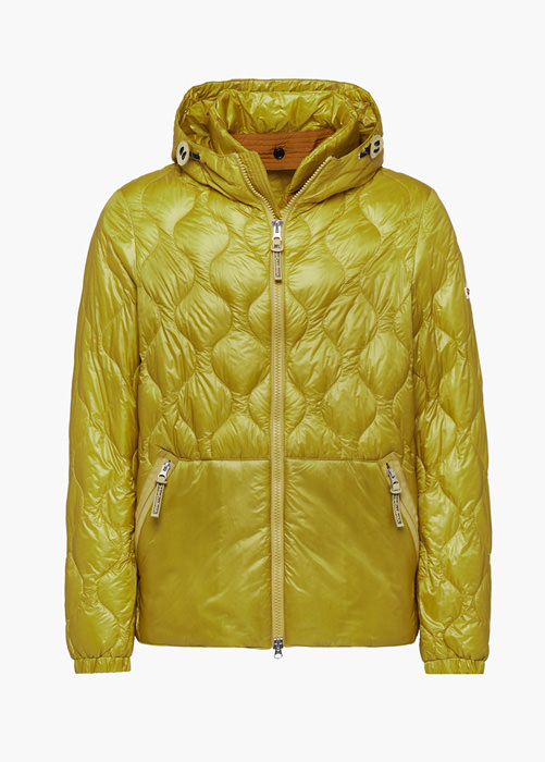 HOLUBAR: SILVA NC20 DOWN JACKET COLOR GREEN