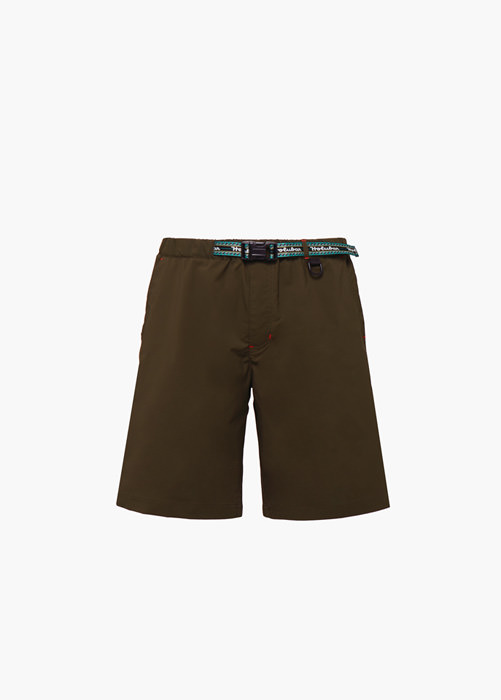 HOLUBAR TRAVELLER PY20 SHORTS COLOR GREEN