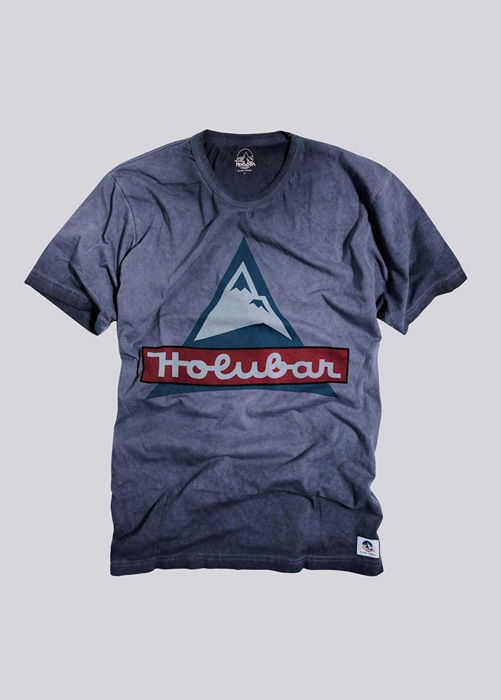 HOLUBAR T-SHIRT SEQUOIA CT10 BLUE