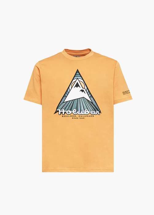 HOLUBAR YELLOW JJ20 STAG T-SHIRT
